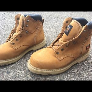 f987832f6d1 Men's Timberland PRO Pit Boss 6 in. Soft Toe Boot NWT